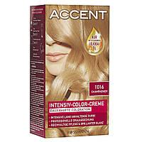 Accent Intensiv-Color-Creme - Краска для волос интенсивный цвет шампанского