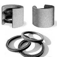 Асбестовые муфты и уплотнительные кольца
