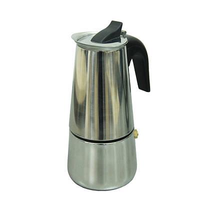 Кофеварка гейзерная Классика на 2 персоны, фото 2