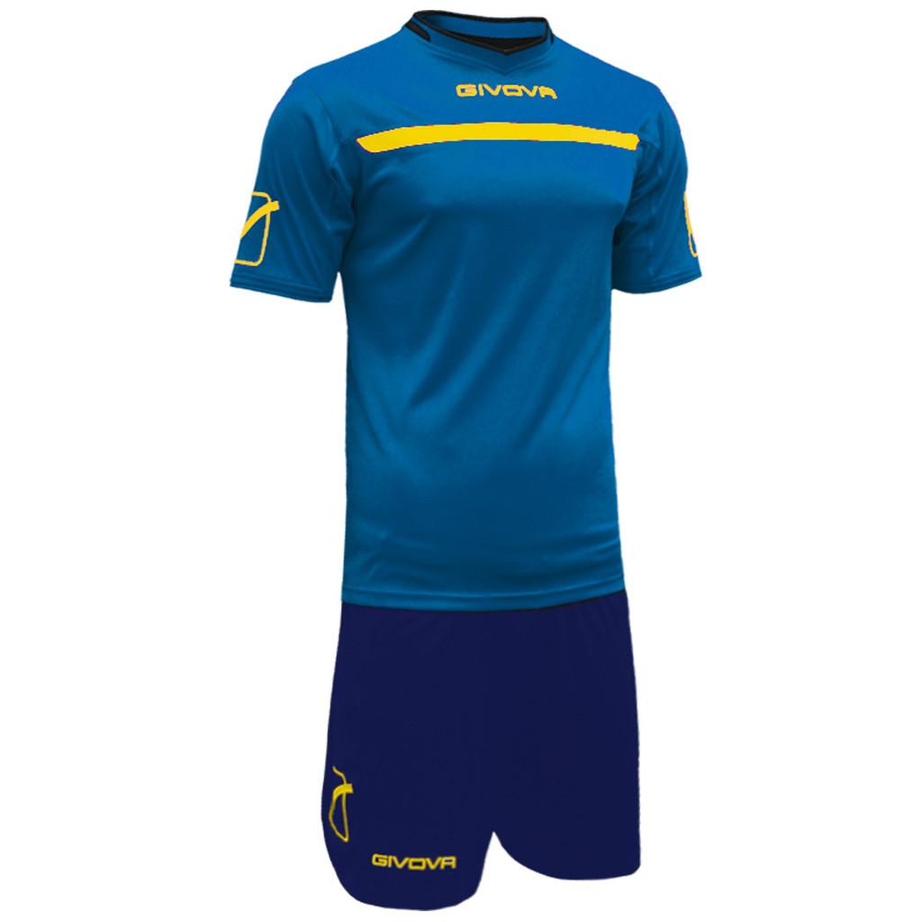 Футбольная форма Givova Kit One (KITC58.0207)