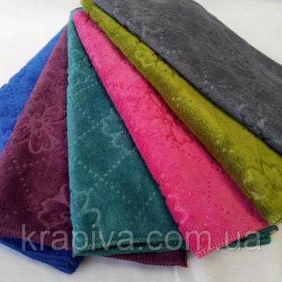 Полотенце рушник Ромашка, 50*25 см