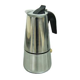 Гейзерная кофеварка Классика на 4 персоны