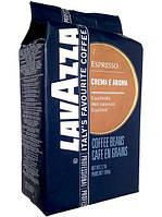 Зерновой кофе Lavazza Crema E Aroma 1 кг. - Италия
