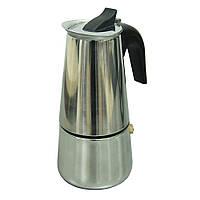 Гейзерная кофеварка Классика на 6 персон