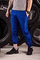 Спортивные штаны мужские Nike President, синие