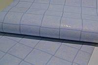Обои, на стену, квадраты, светлые, винил, МНК2 0587,супер-мойка, 0,53х10м