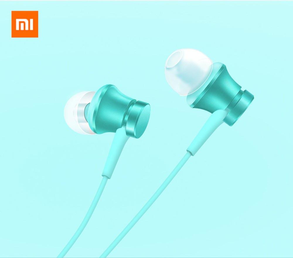 Наушники Xiaomi Mi Piston Fresh Bloom с микрофоном оригинал