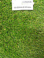 Декоративная искусственная трава Doha 19 mm
