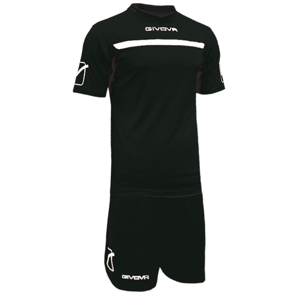 Футбольная форма Givova Kit One (KITC58.1003)