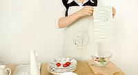 Фартук для кухни Белый Медведь ( передник)