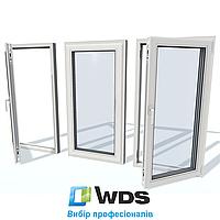 Металопластикові вікна WDS 500