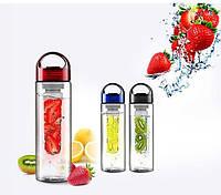 «Fruit bottle» - бутылка для приготовления фруктовых напитков, морса, чая