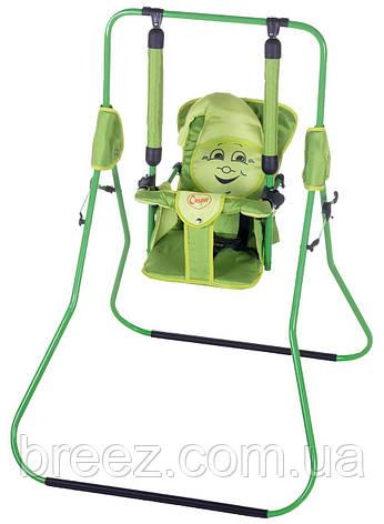 Качель Умка Casper зеленый-салатовый, фото 2