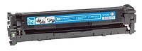 Картридж HP 125A cyan CB541A для принтера LJ CM1312, CM1312nfi, CP1210, CP1215, CP1510, CP1515n совмесимый