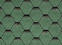 Битумная черепица, IKO,  ArmourShield, цвет 23 Amazon Green