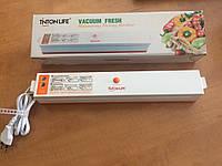 Упаковщик вакуумный (вакууматор) 100Вт / 220В Tinton (60225SFKL11AH)