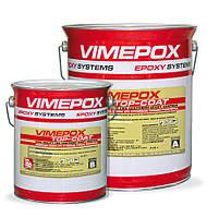 Двухкомпонентная эпоксидный состав без растворителя VIMEPOX TOP-COAT, 10 кг