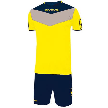 Футбольная форма Givova Kit Campo (KITC53.0704)