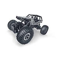 Автомобиль Sulong Toys Off-Road Crawler на р/у – Rock серебристый (SL-111S), фото 1