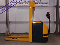 Штабелер электрический поводковый JUNGHEINRICH EJC 12 1,2т 2,9м 2014р-акамуляторна батарея, фото 1