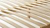 Двуспальная кровать «Милена» с мягкой спинкой прошивка ромбы с подъемной рамой , фото 6