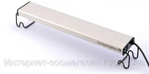 Светильник светодиодный, Collar AquaLighter 2, (90) 88-110 см серебро