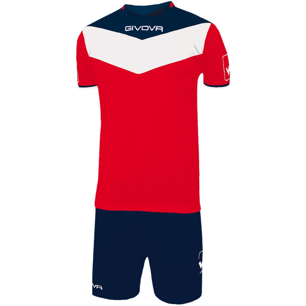 Футбольная форма Givova Kit Campo (KITC53.1204)