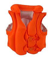 Детский надувной жилет Intex  (58671)