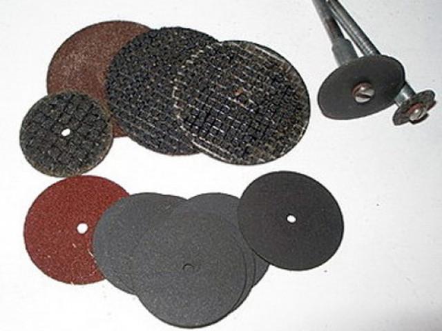 Отрезные диски для гравёра
