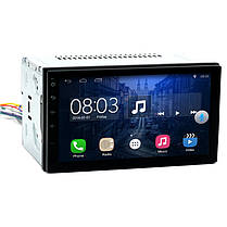 ☀Магнитола 7'' Lesko 7003А память 1/16GB 2 Din MP3 GPS навигатор Wi Fi Андроид 7.1 для авто, фото 2