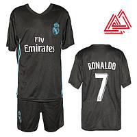 """Дитяча футбольна форма ФК Реал Мадрид """"Роналдо"""" 6-15 років RC11803"""