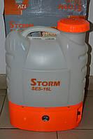 Обприскувач Storm 16L, 12Аh, 12В