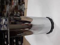 Ножка 3025 80мм, d=42мм хром