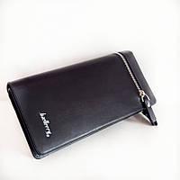 Мужское портмоне кошелек Baellerry Italia + Нож визитка в подарок, фото 1