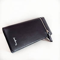 Мужское портмоне кошелек Baellerry Italia + Нож визитка в подарок