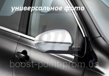 Хром накладки на зеркала (пластик ) volkswagen t-5 transporter/ caravelle/ multivan (фольксваген т5 транспорте