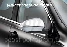 Хром накладки на зеркала (пластик) Daewoo lanos (дэу/деу/део ланос) (седан, хетчбек) 1997г+