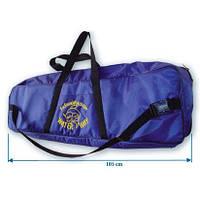 Черная сумка под ласты 105cm Bag