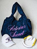 Женская сумка из плащёвки Victorias Secret (е.в), фото 1