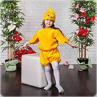 Детский карнавальный костюм цыпленка, фото 1