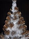 Ёлка Новогодняя золотистая 180см, фото 2