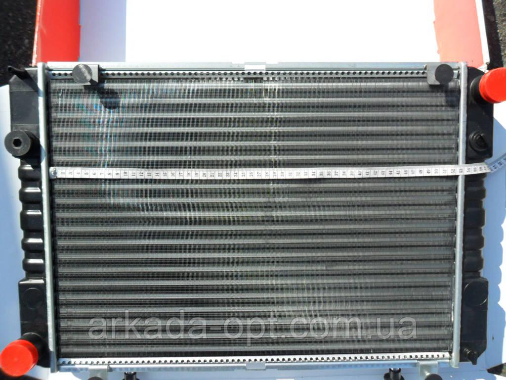 Радиатор системы охлаждения ГАЗ 3302 3х рядный