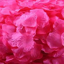 Розовые лепестки роз 200шт.