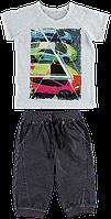 Комплект - футболка и бриджи 3ТК108А Ля-Ля