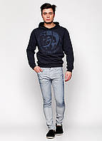Джинсы мужские DIESEL цвет серо-голубой размер 38/32 арт 00CKRH0667R