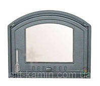 Печные дверцы со стеклом