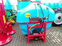 Опрыскиватель навесной полевой Polmark 600 литров 12 м, фото 1