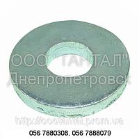 Шайба плоская стальная закалённая к высокопрочным болтам, DIN 6340