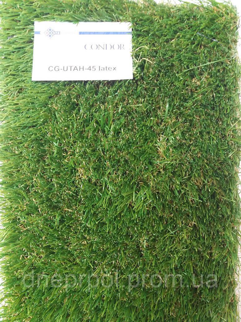 Декоративная искусственная трава Utah 36 mm