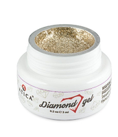 Гель-Паста Diamond Gold  Atica 5 мл.